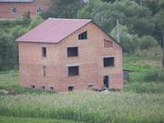 Недостроенный дом возле г.Бережаны в селе Посухив