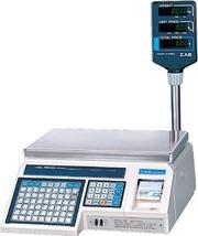 Продам Весы электронные торговые CAS LP-15R