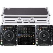 Новый 2x Pioneer CDJ-1000MK3 & 1x DJM-800 MIXER DJ ПАКЕТ + 1HDJ 2000 н