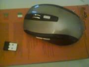 Беспроводная 2.4GHz оптическая мышь
