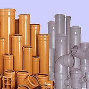 Трубы ПВХ и фитинги для наружной канализации ф110-500 Тернопіль