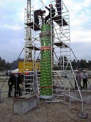 Одноразовая опалубка колонн AMIСOTUBE