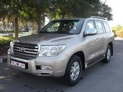Toyota Land Cruiser 2011 hot sales