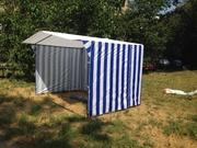 Торговые палатки недорого в Украине. Палатки для торговли 3х2 м Эконом