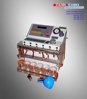 Стенд очистки электромагнитных форсунок Спринт 6К