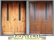 Реставрація дверей,  фарбування ремонт дверей меблів та інших виробів.