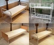 Металлическая кровать. Кровати двухъярусные